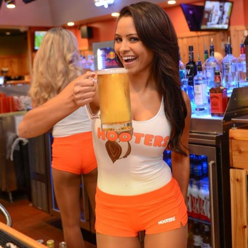 Big hooters girl